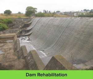 Dam-rehabilitation