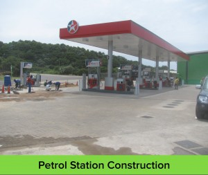 Petrol-Station-Construction